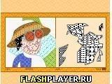 Игра Пиксельная заплатка - играть бесплатно онлайн