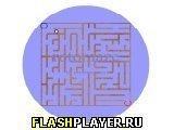 Игра Круглый лабиринт - играть бесплатно онлайн