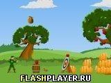 Игра Зелёный лучник 2 - играть бесплатно онлайн