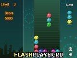 Игра Цветные колонны - играть бесплатно онлайн