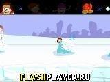Игра Снежки - играть бесплатно онлайн