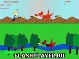 Игра Цыпленок - убийца - играть бесплатно онлайн