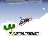 Игра Трюки на снегокате - играть бесплатно онлайн