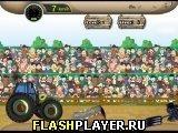 Игра Прыгающие деревенщины - играть бесплатно онлайн
