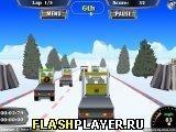 Игра Турбо грузовики - играть бесплатно онлайн