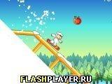 Игра Полярный медведь сноубордист - играть бесплатно онлайн