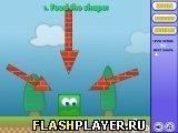 Игра Голодные фигуры - играть бесплатно онлайн
