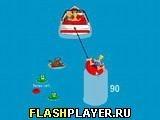 Игра Баллистический бублик - играть бесплатно онлайн