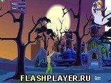 Игра Атака призраков - играть бесплатно онлайн