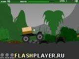 Игра Военный грузовик - играть бесплатно онлайн