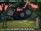 Игра Зелёная стрела - играть бесплатно онлайн