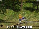 Игра Яростный гонщик - играть бесплатно онлайн