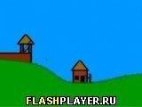 Игра Лучник замка - играть бесплатно онлайн