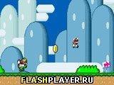 Игра Супер Марио Ворлд – Воскрешение - играть бесплатно онлайн