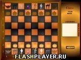 Игра Хэллоуинские шахматы - играть бесплатно онлайн