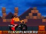 Игра Жуткий гонщик - играть бесплатно онлайн
