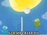 Игра Просто волейбол - играть бесплатно онлайн