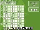 Игра Зелёное судоку - играть бесплатно онлайн