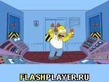 Игра Работа Симпсона - играть бесплатно онлайн