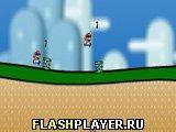 Игра Супер Марио – Защита замка - играть бесплатно онлайн