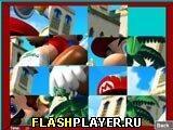 Игра Марио пятнашки - играть бесплатно онлайн
