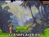 Игра Тарзан – Роковые джунгли - играть бесплатно онлайн