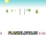 Игра Слалом - играть бесплатно онлайн