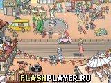 Игра РОСНО - Найди страховой случай - играть бесплатно онлайн