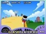 Игра Квадратные гонщики - играть бесплатно онлайн
