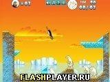 Игра Сумасшедшая пингвинья катапульта - играть бесплатно онлайн