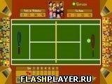 Игра Теннис - играть бесплатно онлайн