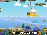 Игра Сокровища обезьян - играть бесплатно онлайн