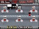 Игра Битва за топливо - играть бесплатно онлайн