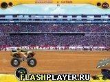 Игра Прыгающий гонщик - играть бесплатно онлайн