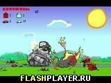 Игра Ворчащий танк - играть бесплатно онлайн