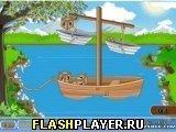 Игра Балансирующая лодка - играть бесплатно онлайн