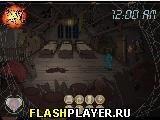 Игра Страшная ночёвка, играть бесплатно онлайн