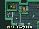 Игра Супер опасные подземелья, играть бесплатно онлайн