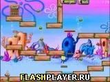 Игра Побег Спанч Боба и Патрика 2, играть бесплатно онлайн