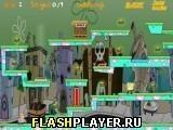 Игра Побег Спанч Боба и Патрика 3, играть бесплатно онлайн