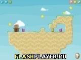 Игра Фиолетовые существа, играть бесплатно онлайн