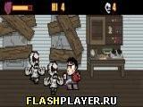 Игра Зловещие мертвецы, играть бесплатно онлайн (драки)