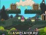Игра Грибной коммандос, играть бесплатно онлайн (бродилки)