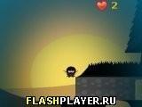 Игра Приключения ниндзя Ку, играть бесплатно онлайн (драки)