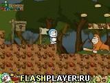 Игра Дораэмон и Кинг Конг, играть бесплатно онлайн (бродилки)
