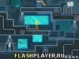 Игра Приключения братьев роботов в лаборатории, играть бесплатно онлайн (бродилки)