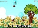 Игра Ловец жуков в пузыри, играть бесплатно онлайн (аркады)