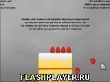 Игра Убейте пирог!, играть бесплатно онлайн (аркады)