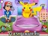 Игра Пикачу в скорой помощи, играть бесплатно онлайн (аркады)