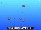 Игра Жирная рыба, играть бесплатно онлайн (аркады)